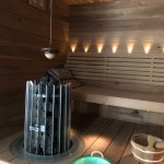 Saunaofen für die finische Sauna